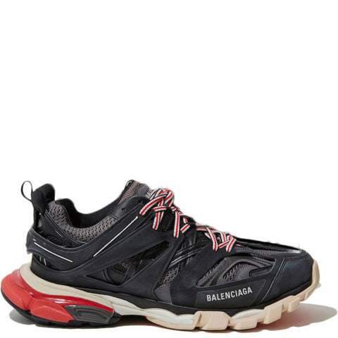 Balenciaga - Track Black Grey Red Mens