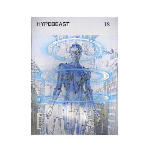 HYPEBEAST - Magazine Issue 18: The Sensory Issue