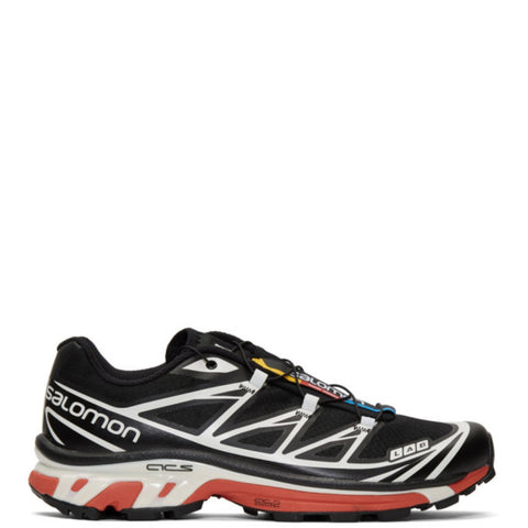 Salomon -  S/LAB XT6 LT ADV Black Red
