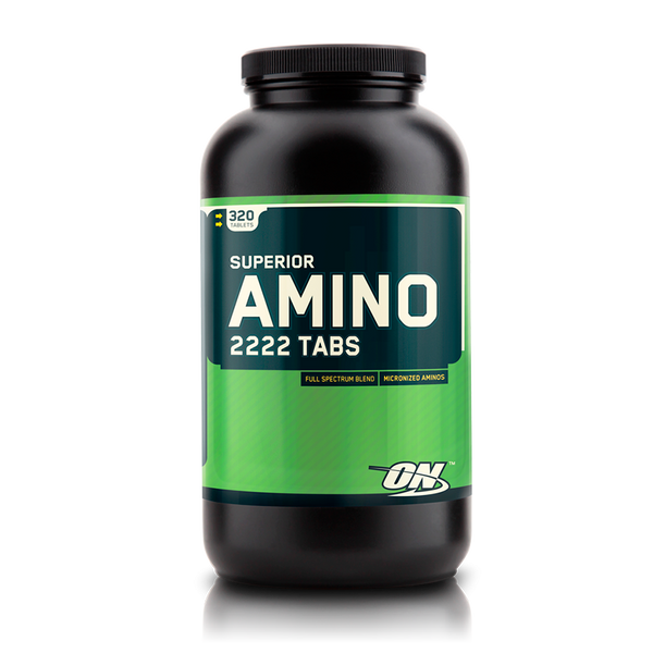 Optimum Nutrition Superior Amino 2222 - 320 Tablets