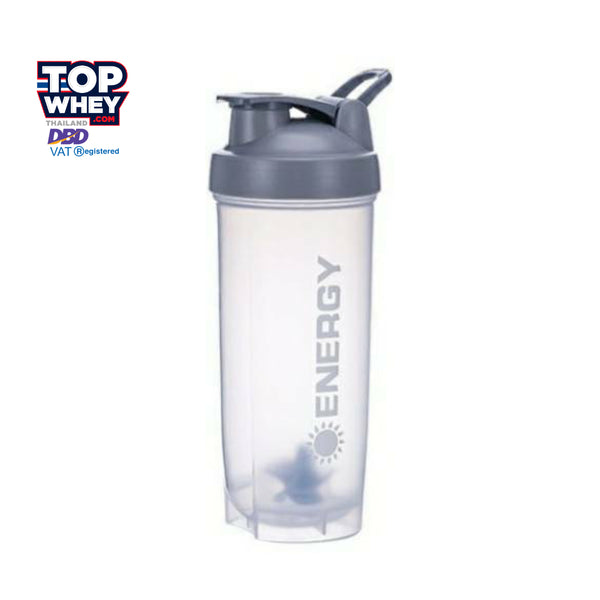 Energy Shaker Cup with Plastic Ball - 500ml (16oz)