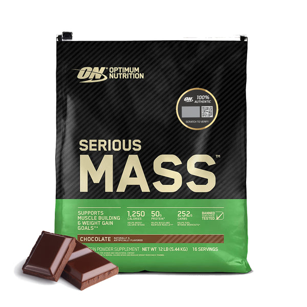 Optimum Nutrition Serious Mass 12lb