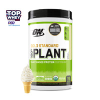 Optimum Nutrition Gold Standard 100% Plant Based Protein Powder - 19 Servings