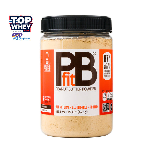 PBfit Peanut Butter Powder 15oz