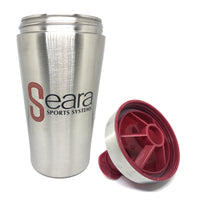 Stainless Steel Shaker Cup - 500ml