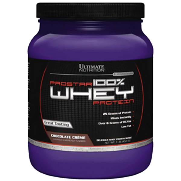 Ultimate Nutrition ProStar Whey 1lb