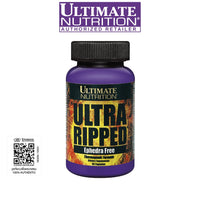 Ultimate Nutrition Ultra Ripped - 90 Capsules เผาผลาญไขมัน