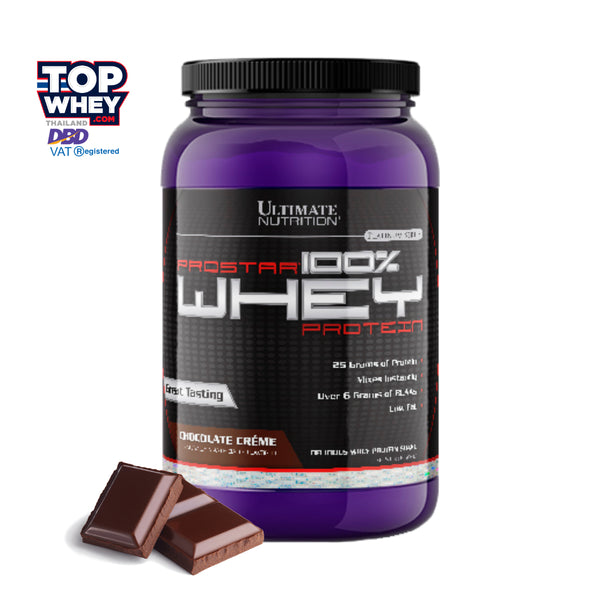 Ultimate Nutrition ProStar Whey 2 Lbs