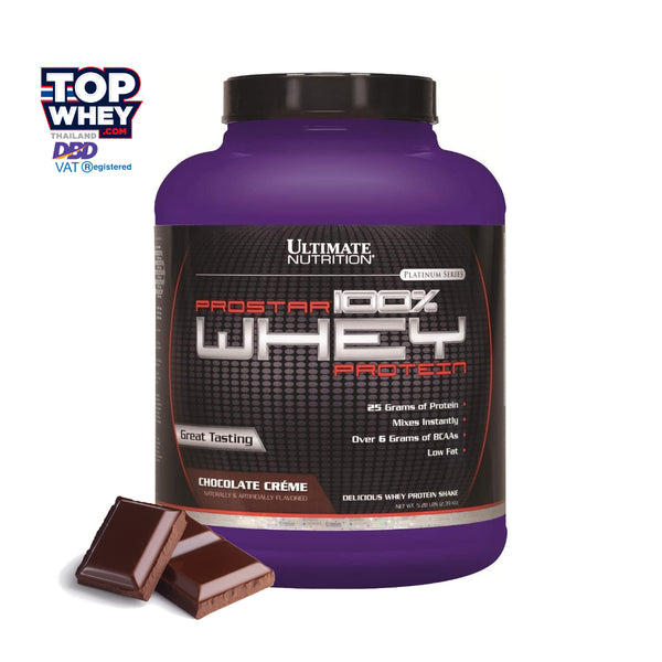 Ultimate Nutrition ProStar Whey 5.28lbs