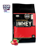 Optimum Nutrition Gold Standard 100% Whey 10lb