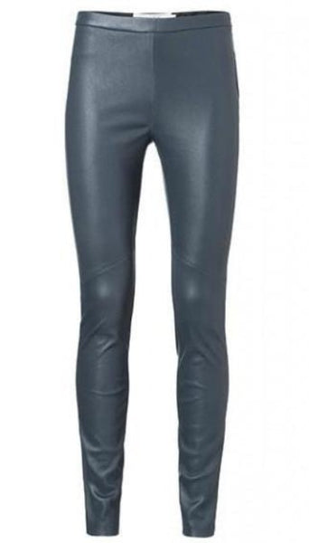 YAYA Genuine Stretch Leather Legging