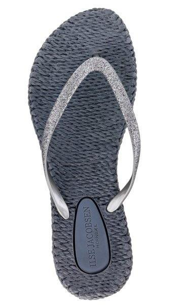 Ilse Jacobsen Cheerful01 Flip Flop Thongs - Grey