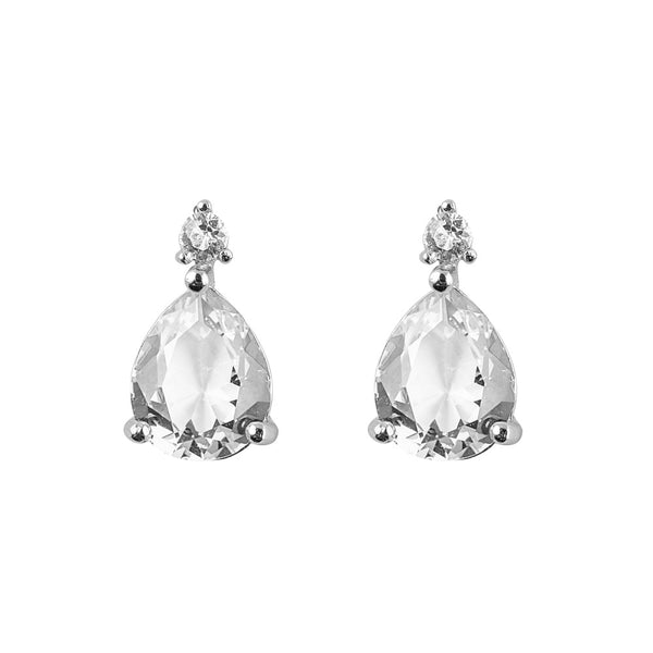 Snö of Sweden Judith Small Drop Earrings