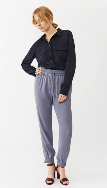 Twist & Tango Danielle Trousers - Greyish Blue