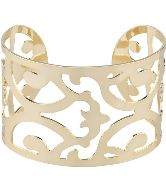 Snö of Sweden Rimii oval brace - gold
