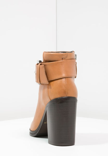 Royal Republiq Bridge Strap Boot - Natural