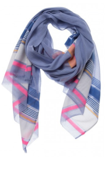 Yaya Striped Arafat Scarf