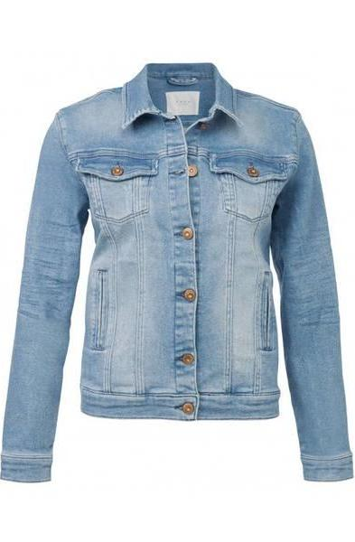 YAYA Jogg Denim Jacket