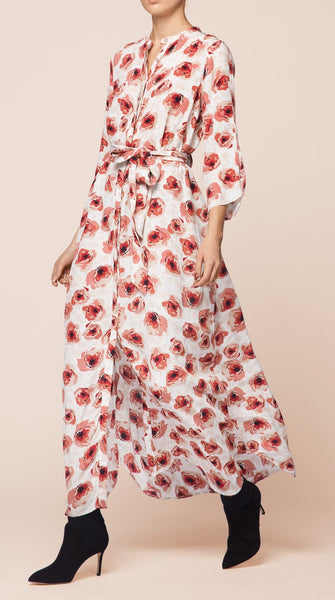 byTiMo Flower Shirt Dress - Alethe