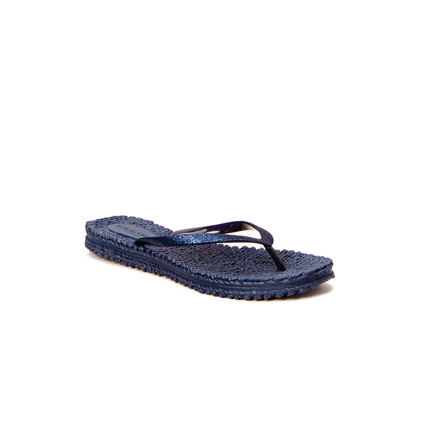 Ilse Jacobsen Cheerful01 Flip Flop Thongs - Indigo