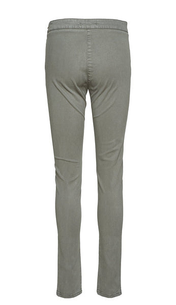 Noa Noa Basic Leggings - Agave Green