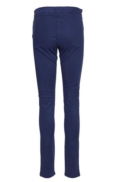 Noa Noa Basic Leggings - Patriot Blue