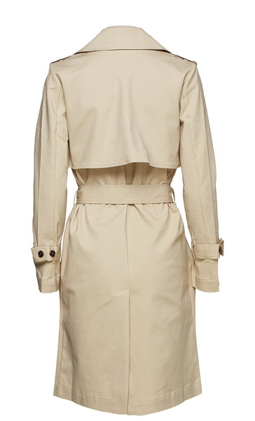 Twist & Tango Albina Trenchcoat - Light Beige