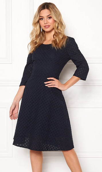 Twist & Tango Ariadne Dress - Blackish Blue