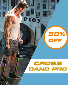 Cross Band Pro + Manual com 90 Exercícios