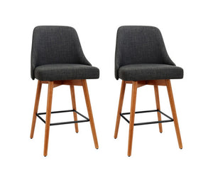 2 x Colby Bar Stools