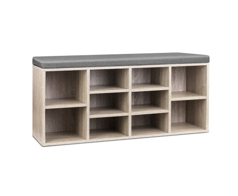 Bench With Storage / Shoe Rack