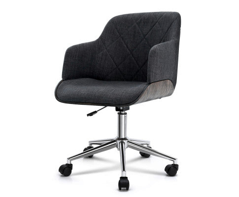 Portia Office Chair - Grey
