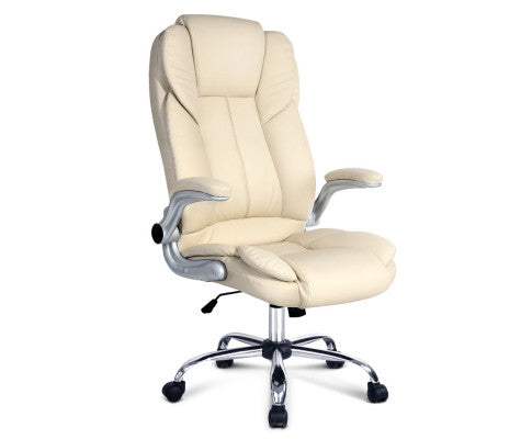 CEO Office Chair - Beige
