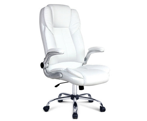 CEO Office Chair - White
