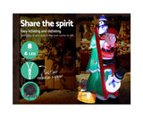Inflatable Light-up Christmas Tree 1.8M - OUT OF STOCK