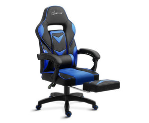 Office / Gaming Chair - Black & Blue