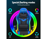 RGB LED Gaming Chair