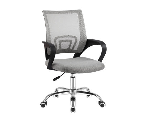 Executive Mesh Office Chair - Grey