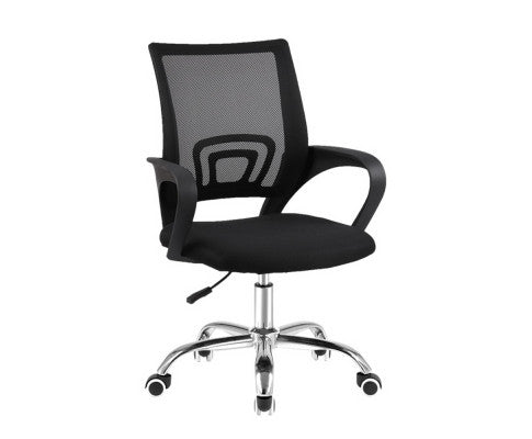 Executive Mesh Office Chair - Black