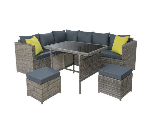 Wicker Outdoor Setting - OUT OF STOCK