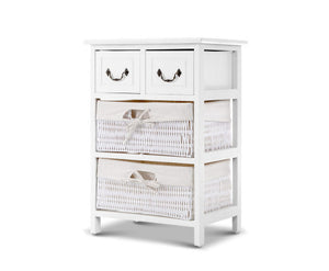 Artiss Storage Bedside Table