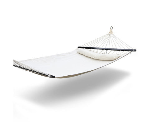 Double Swing Hammock - Cream