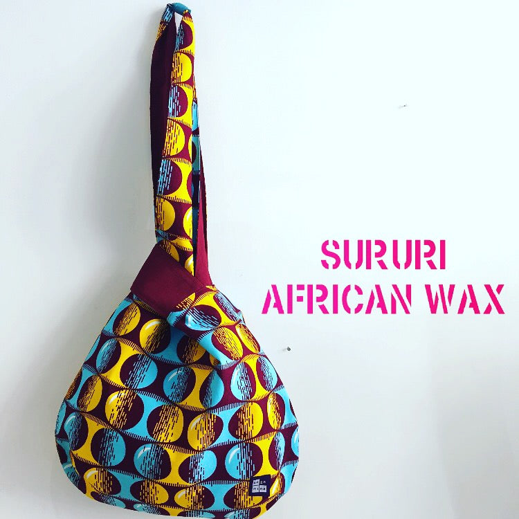 "Sururi African Wax ""Full Moon"""
