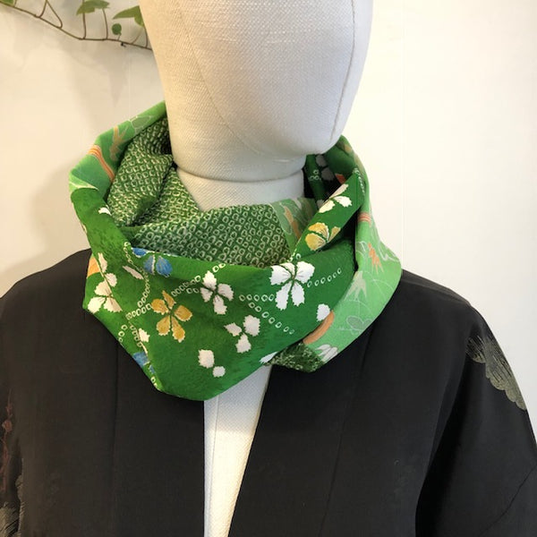 Snood Green lover