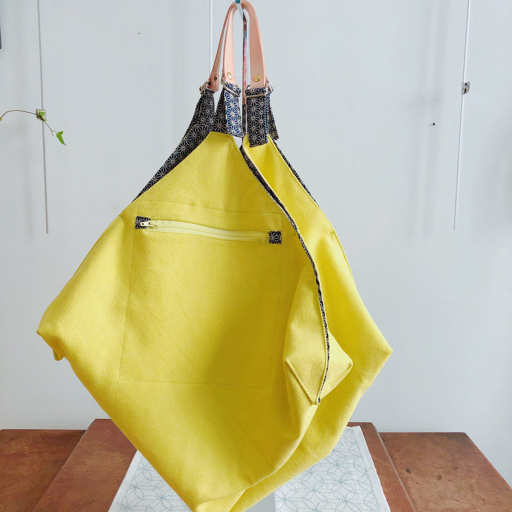 Reversible Square bag