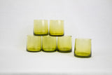 Chartreuse Shot Glasses (set of 6)
