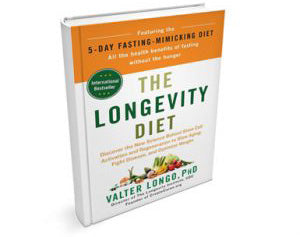 Longevity Diet Book