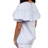 BLAIR Ruffled Top
