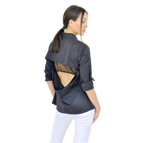 LISA Mesh-back Top