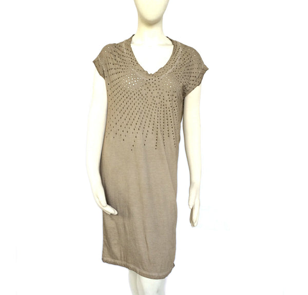 MARVA V-Neck Dress